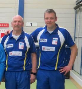 2. Rang Günther und Markus ILL Trofeo Bühler