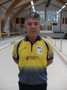 Marinovic Miro, Boccia-Club Hard Sieger Staatsliga 2015, Kat. B