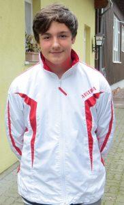 Wolfgang Joel, BC Hohenems, U23-Teilnehmer